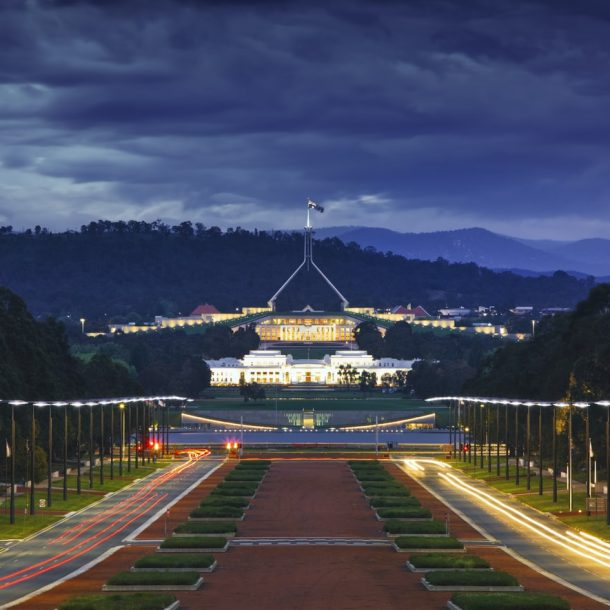 How to Get from Sydney to Canberra